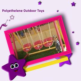 [Toys]Polyethelene Outdoor Toys