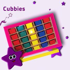 [Furniture]cubbies