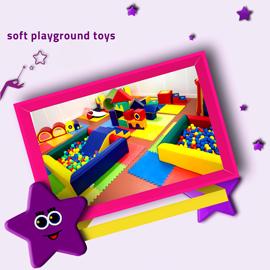 [Toys]soft playground toys